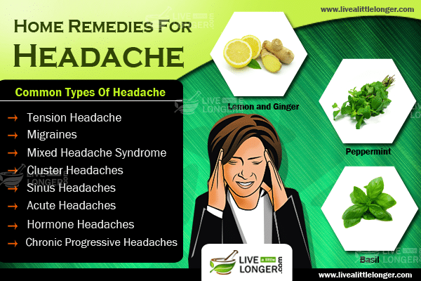 home remedies for migraine 12 simple home remedies for headaches for instant relief 12113