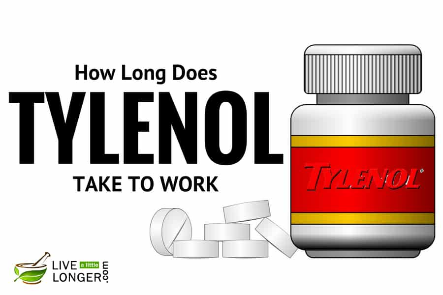 How Long Does Tylenol Take To Work Lll Care
