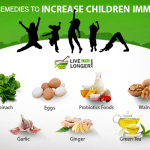 Keep Your Children Always Happy By Increasing Their Immunity