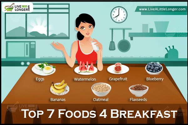 Healthy Foods For Breakfast