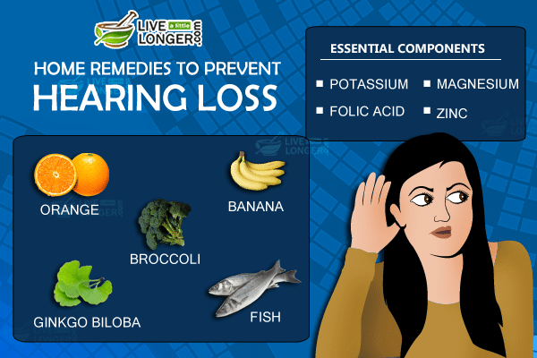 Home remedies for hearing loss