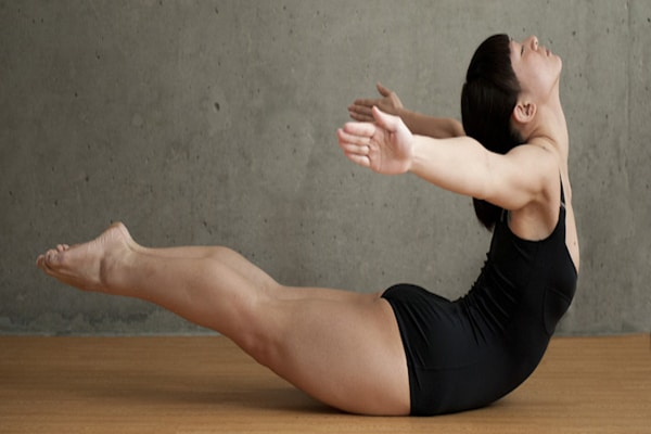 yoga remedy for anorexia