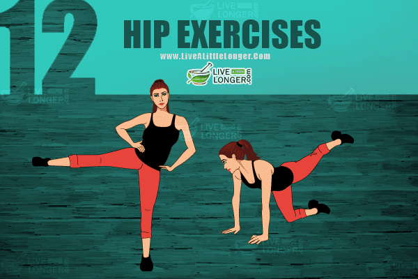 Hip exercise for proper health