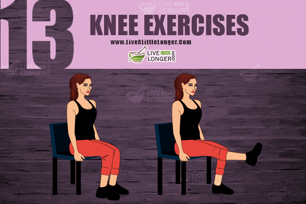 Knee exercises for strong legs