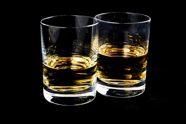 alcohol not to be consumed on empty stomach
