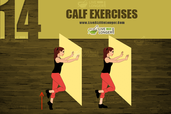 calf exercise for deep sleep