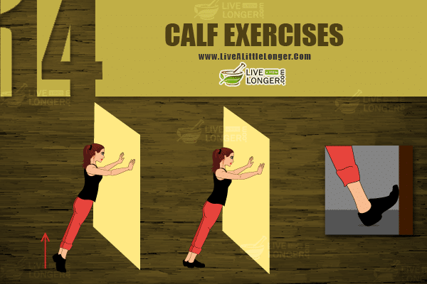 calf exercises for preventing cramps in the night