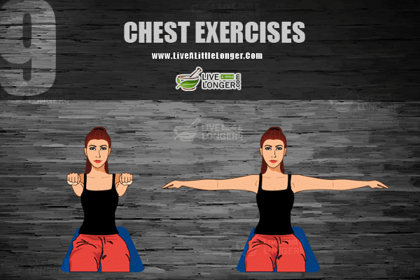 chest exercise for strong chest muscles