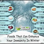 foods that can enhance ur immunity in winter