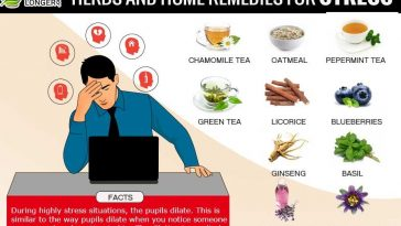 home remedies for stress