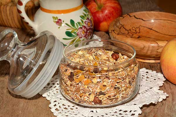 pre mixed oat meal should not be taken on empty stomach