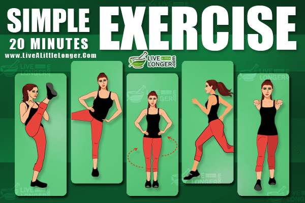 simple exercises for overall fitness