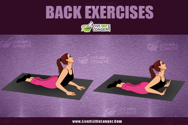 simple exercises to escape from back pain