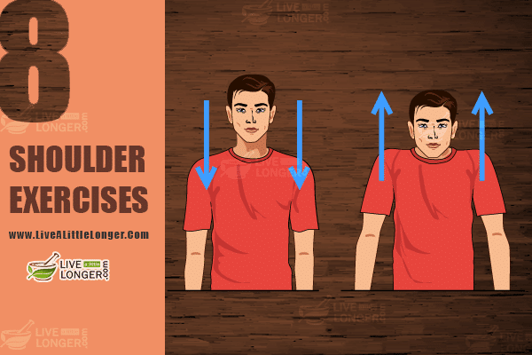 simple shoulder exercises