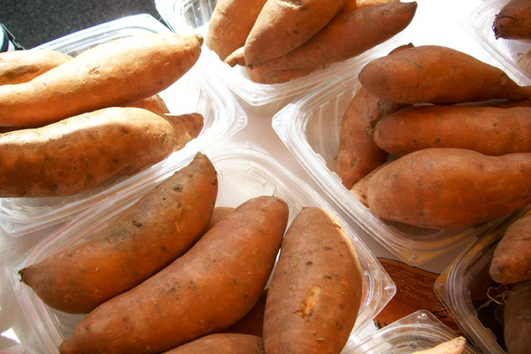 starchy diet that cannot be taken on empty stomach