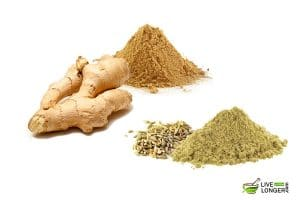 herbal mixture for diarrhea