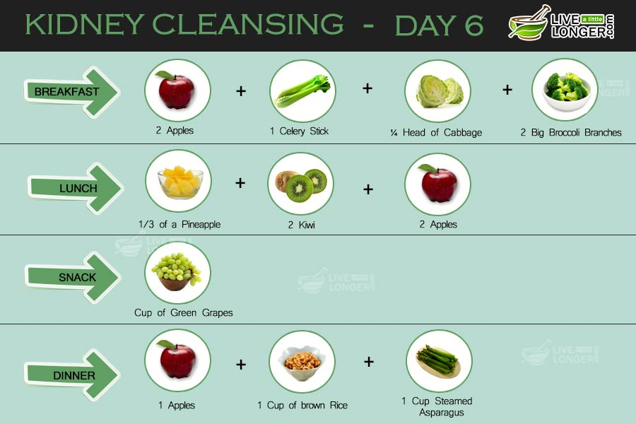 detoxing your kidneys