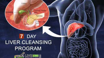 7 days liver cleanse diet