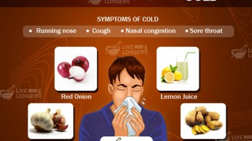 Home remedies to get rid of cold