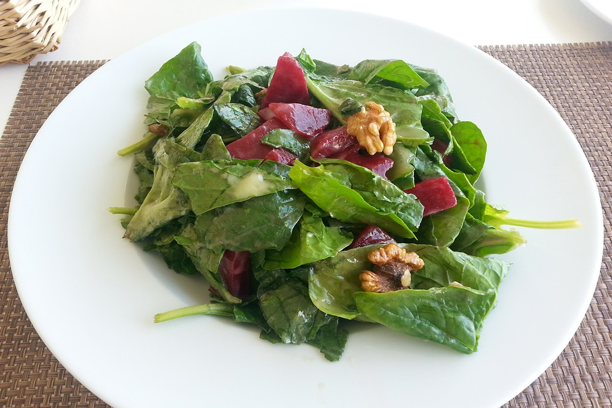 top salad for the liver cleansing process
