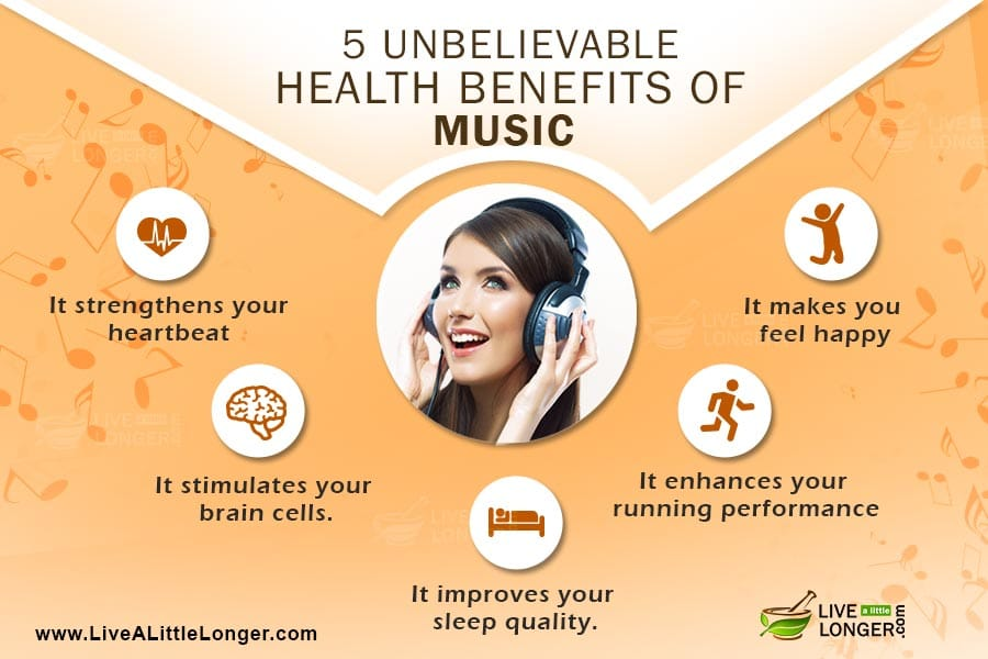 best benefits of music