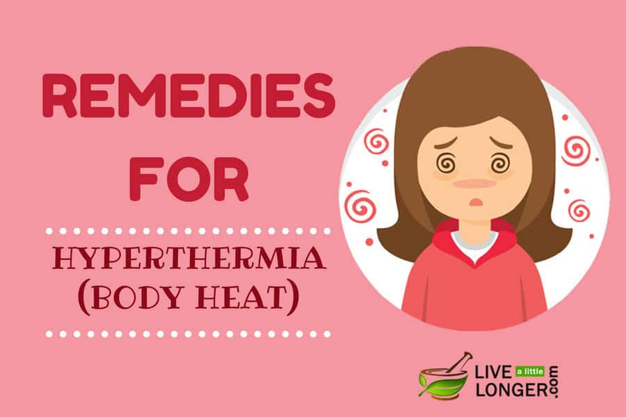 home remedies for hyperthermia