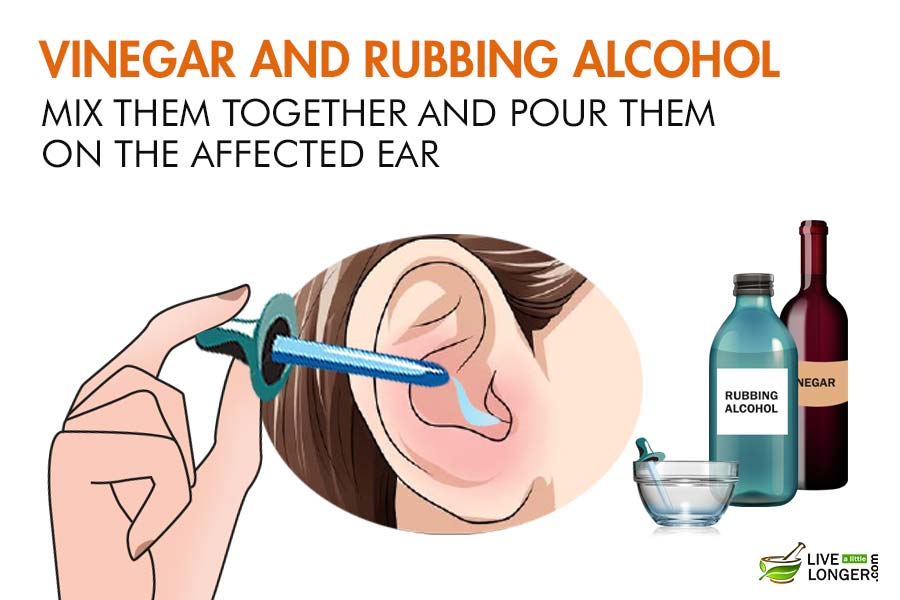 how to get water out of ears
