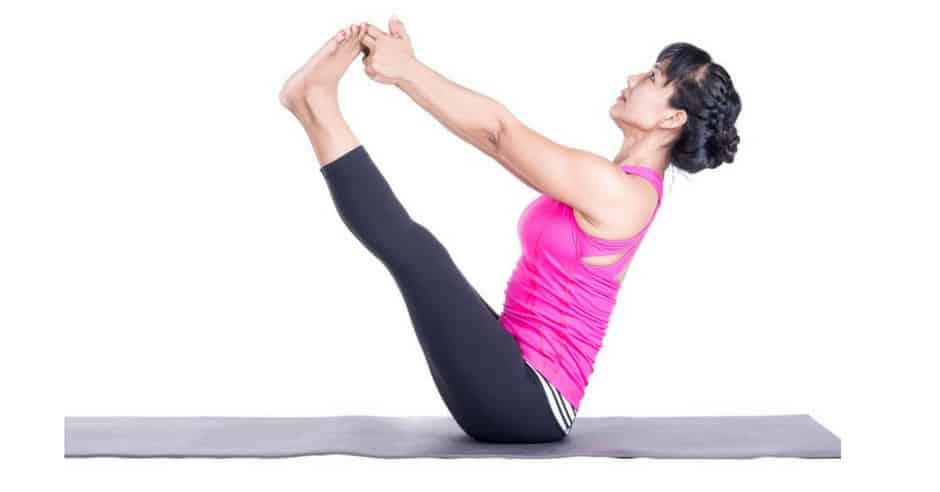 Как похудеть с помощью йоги упражнения