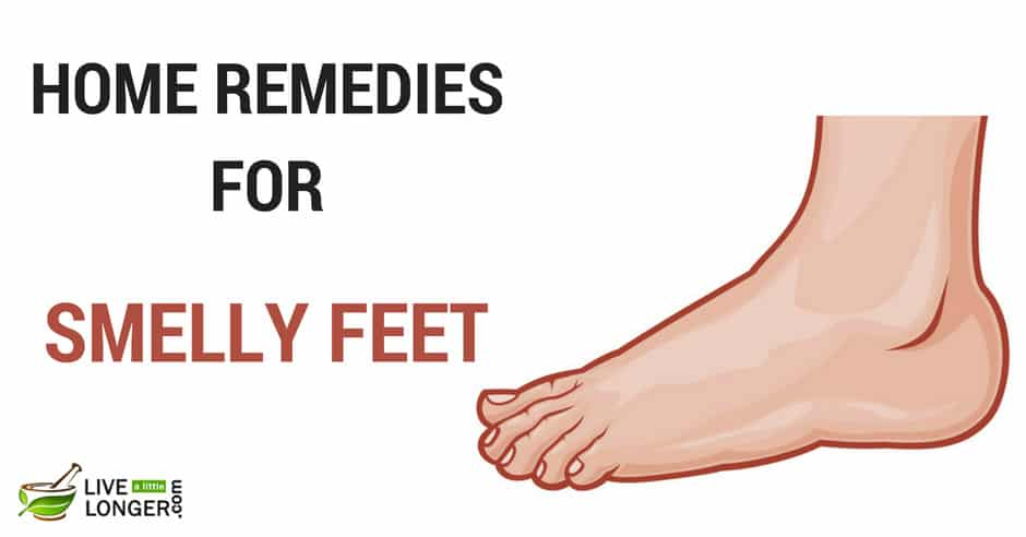Home Remedies For Smelly Feet And Shoes