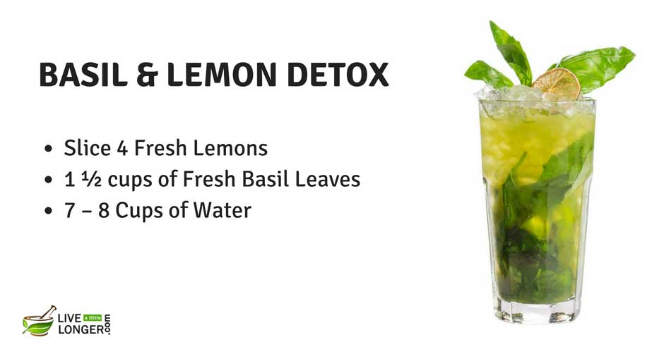 how to make lemon detox water for weight loss