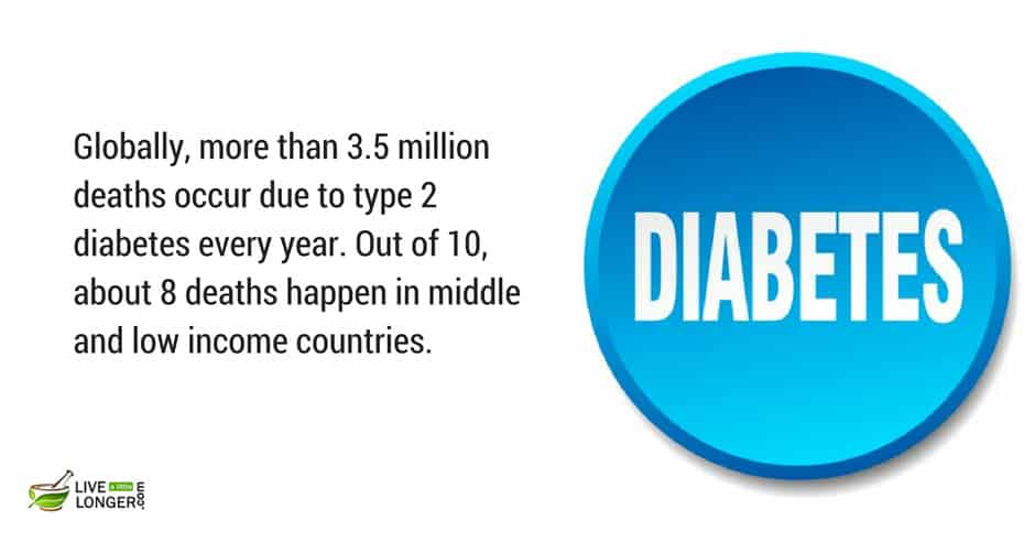 the most common illness is diabetes 1