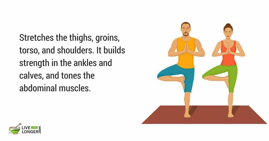 10 easy yoga poses
