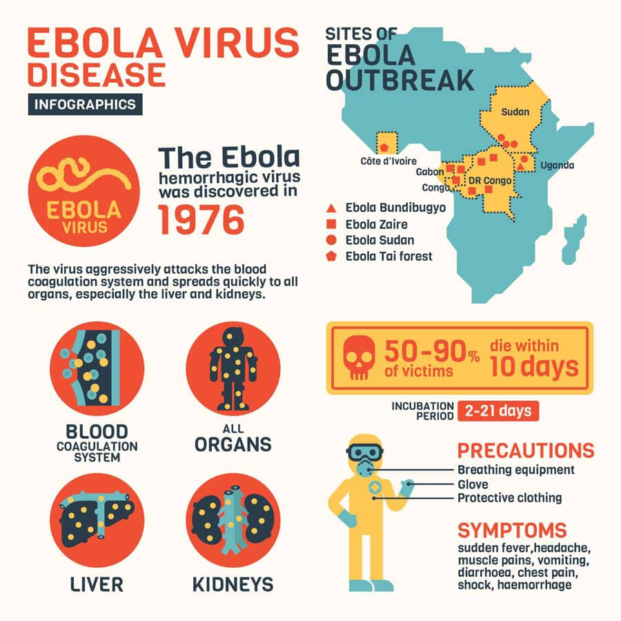 infographics for ebola virus