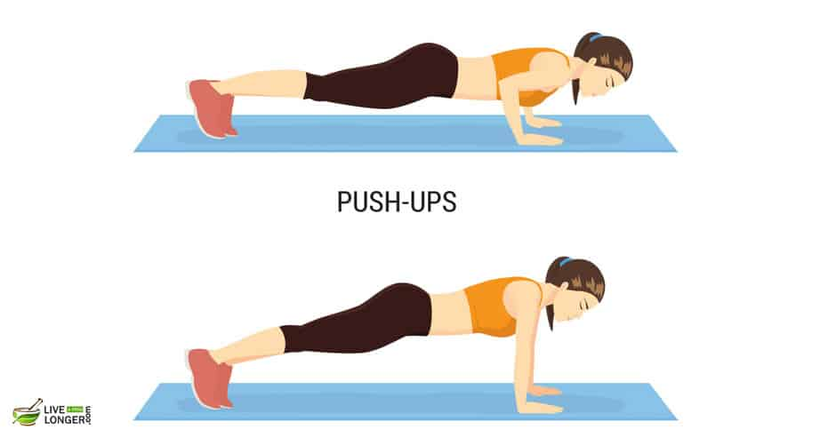full body toning exercises