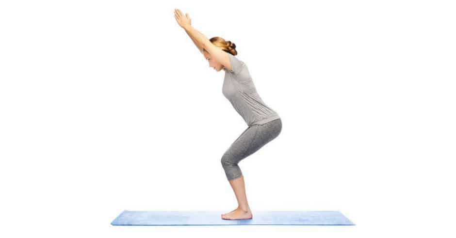 yoga moves for weight loss