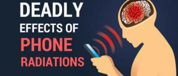 Phone Radiations Are Affecting Your Body