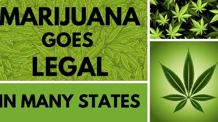 Medical Marijuana Is Being Legalized
