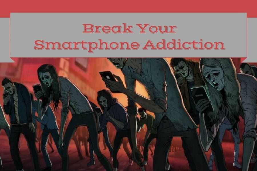 how to break your smartphone