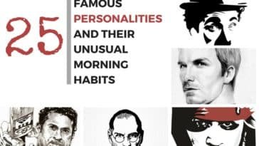 famous-personalities-and-their-unusual-morning-habits