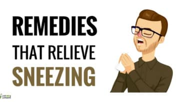 Best Home Remedies For Sneezing