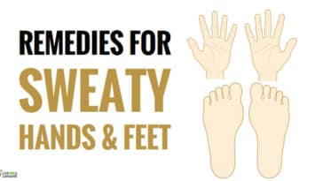 Remedies For Sweaty Hands And Feet