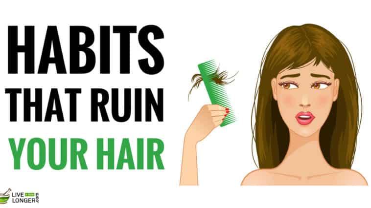 what causes hair damage