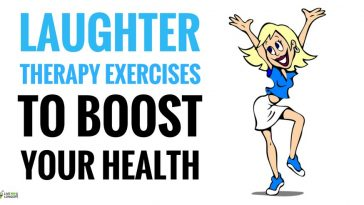 laughter therapy exercises
