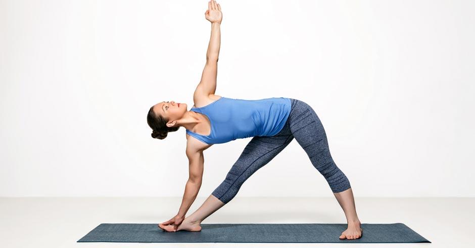 yoga postures beginners