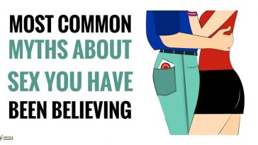 most common myths about sex