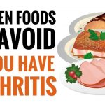 food to avoid with arthritis