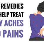 natural remedies for body pain