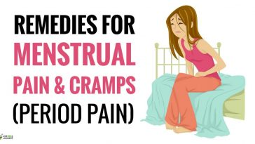 home remedies for menstrual cramps and pain