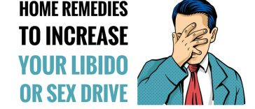 home remedies to increase libido in men