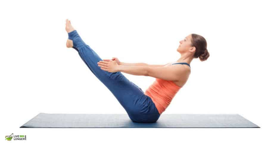 yoga for belly fat loss